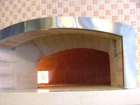 Illuminazione per forni a legna kit luce per forni a legna forni