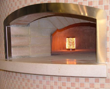 Bruciatore forni pizzeria a gas - Forno senza canna fumaria ...