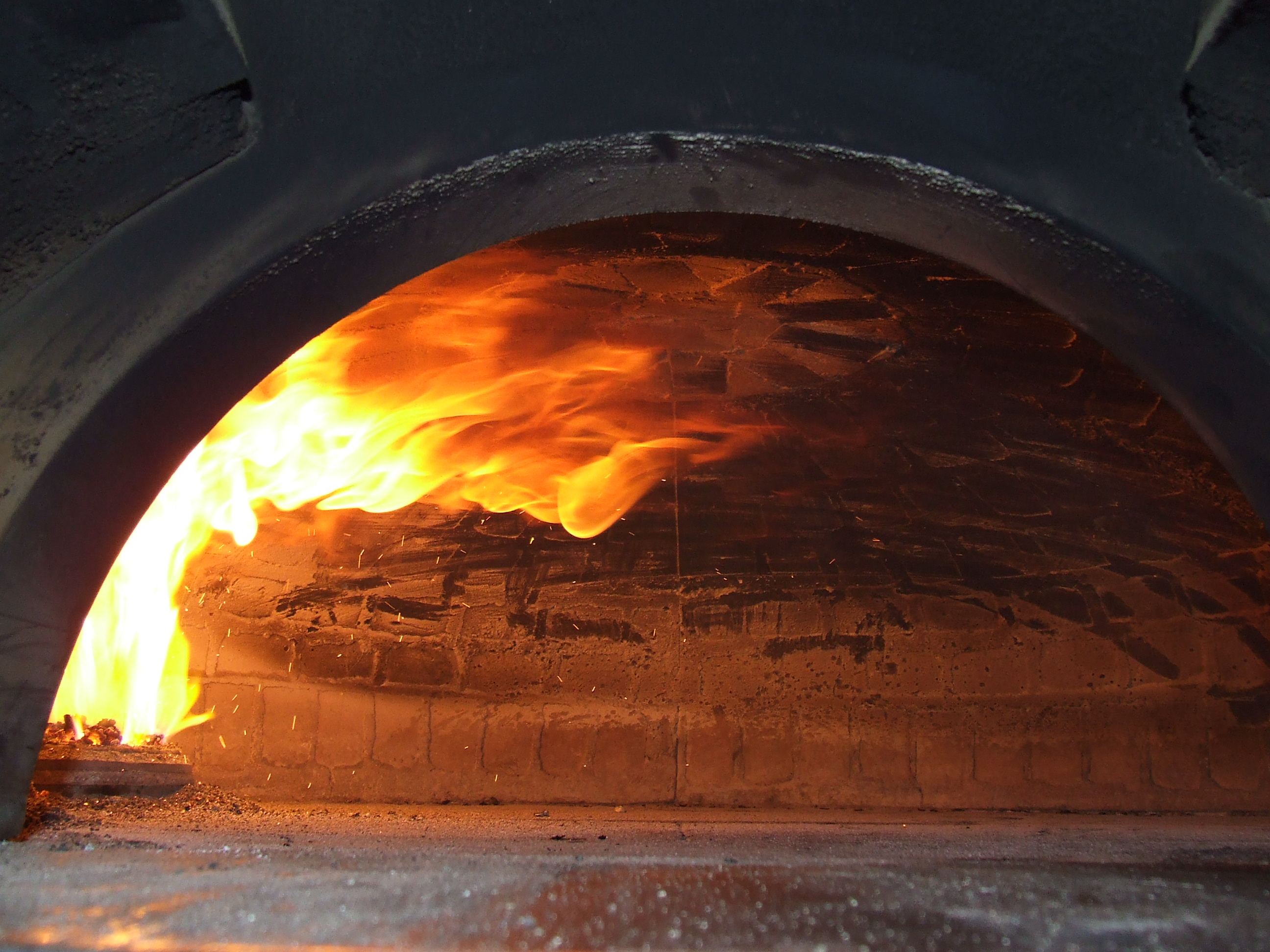 Forno pizza for Temperatura forno pizza