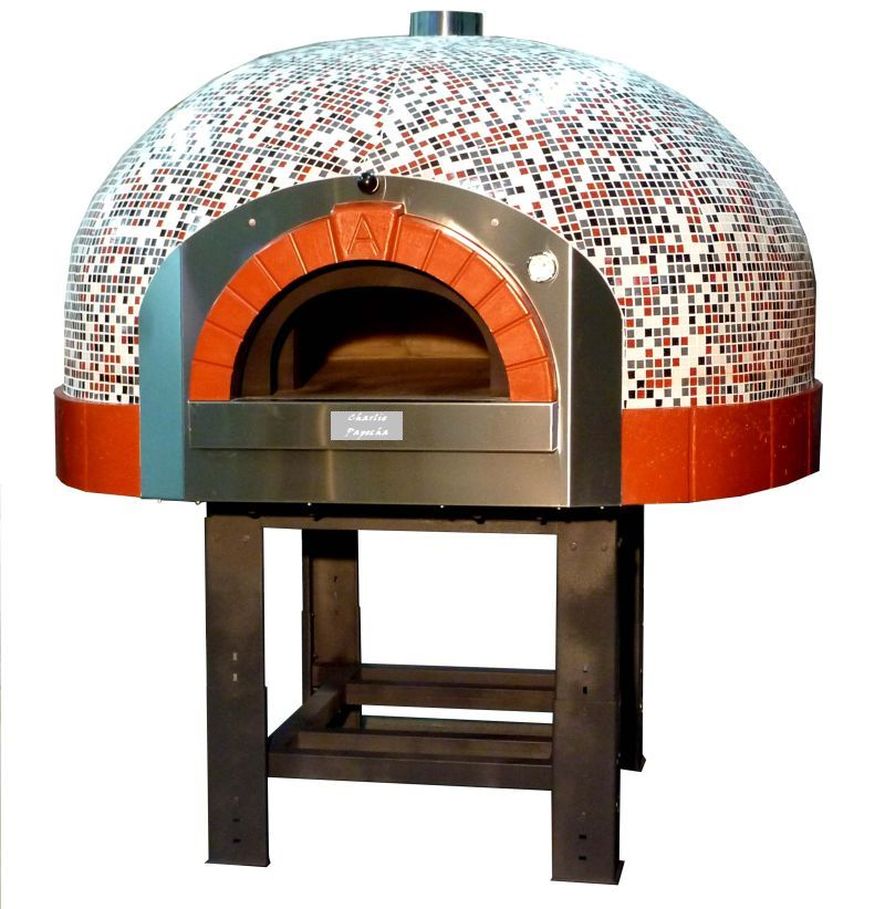 Forni pizza professionali part 2 for Bruciatore a pellet per forno