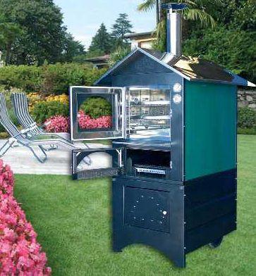 Barbecue forni da esterno - Forno pizza da esterno prezzi ...