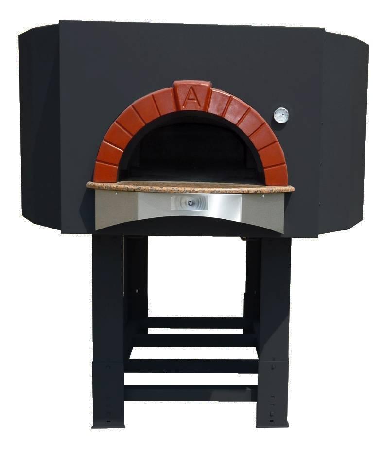 Forno a legna pizza serie L design S