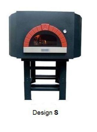 Forno per pizza professionale a legna