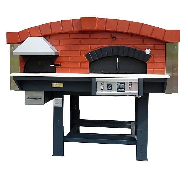 Forni pizza professionale LGV camera di combustione separata