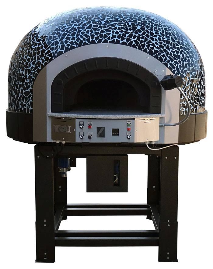 Forno a gas per pizza a cupola