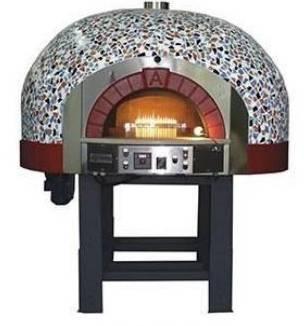 FORNO PIZZA METANO SERIE K
