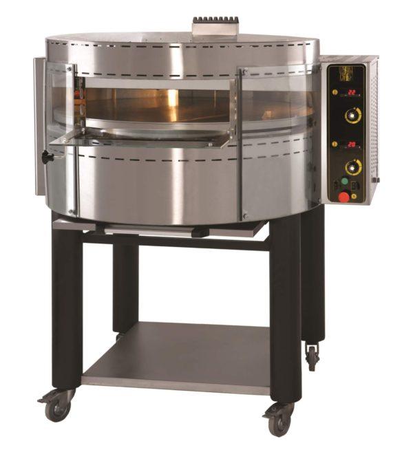 Forno pizza Ibrido Gas/elettrico modello PR1
