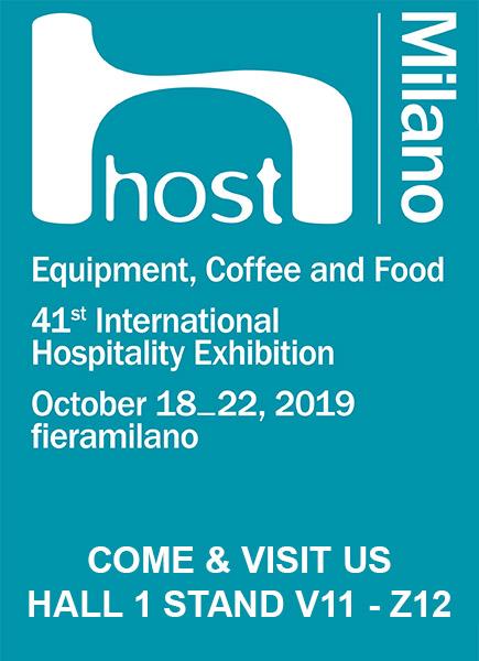 Host fiera Milano 2019, fori pizza fornipizzeria.com